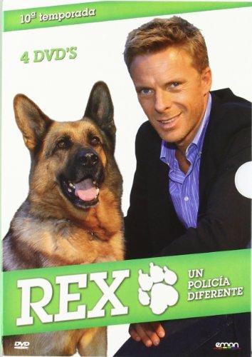 Rex Un policía diferente (10a temporada)