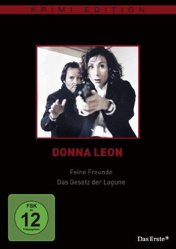Donna Leon: Feine Freunde/Das Gesetz der Lagune