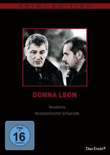 Donna Leon: Vendetta & Venezianische Scharade