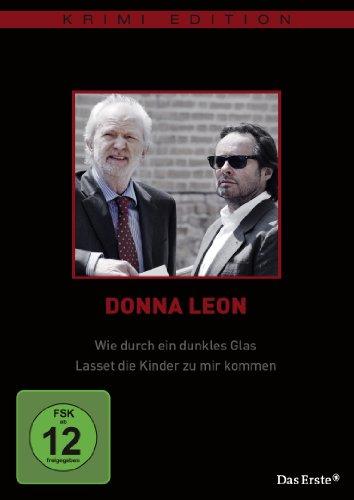 Donna Leon: Wie durch ein dunkles Glas/Lasset die Kinder zu mir kommen
