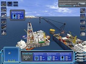 Ölplattform-Simulator, Abbildung #01