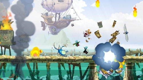 Rayman Origins: Amazon.de: Games