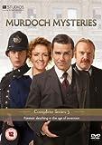 Murdoch Mysteries - Series 3 - Complete