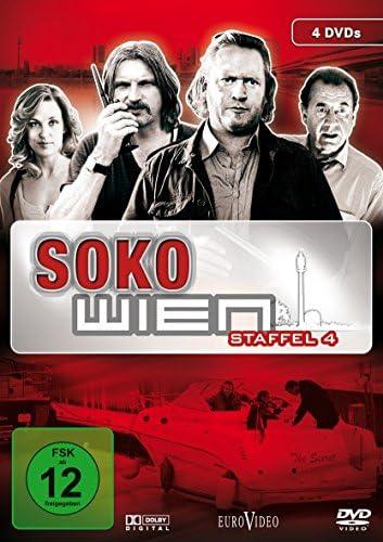 SOKO Wien Staffel  4 (4 DVDs)