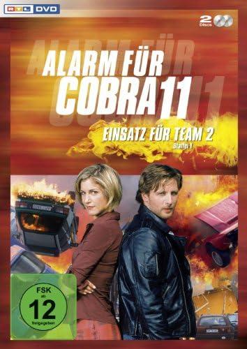 Alarm für Cobra 11 - Einsatz für Team 2: Staffel 1 (2 DVDs)