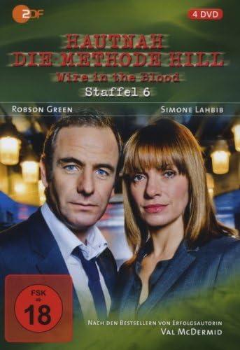 Hautnah - Die Methode Hill: Staffel 6 (4 DVDs)