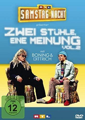RTL Samstag Nacht Zwei Stühle, eine Meinung: Vol. 2
