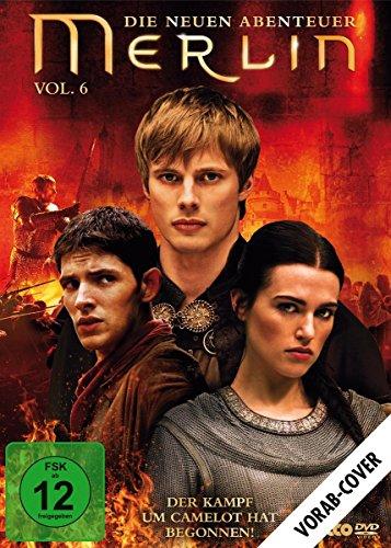 Merlin - Die neuen Abenteuer, Vol. 6 (3 DVDs)
