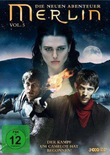 Merlin - Die neuen Abenteuer, Vol. 5 (3 DVDs)