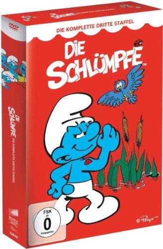Die Schlümpfe Die komplette Staffel 3 (4 DVDs)