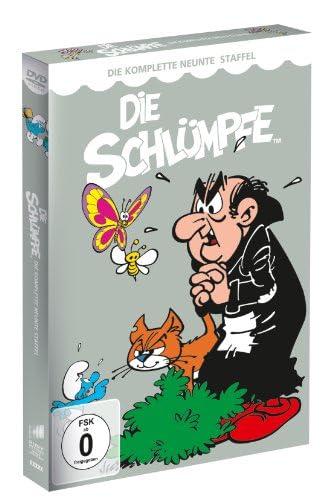 Die Schlümpfe Die komplette Staffel 9 (4 DVDs)