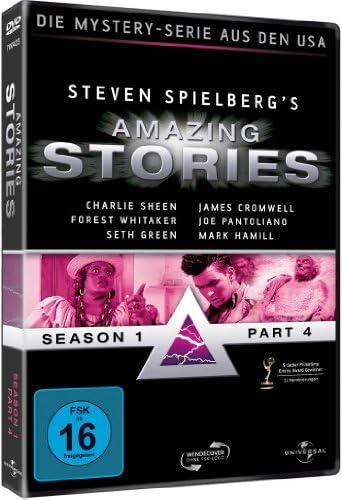 Steven Spielberg's Amazing Stories Season 1.4