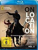 National Geographic - On Location: Unterwegs mit den Top-Fotografen, Vol. 3 [Blu-ray]