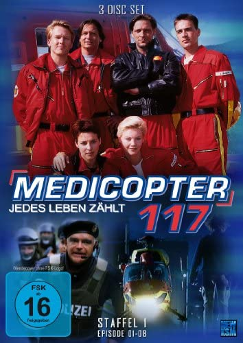 Medicopter 117 - Staffel 1 (3 DVDs)