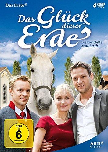 Das Glück dieser Erde Die komplette Serie (4 DVDs)