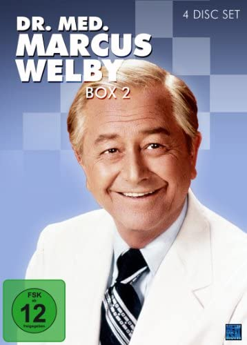 Dr. med. Marcus Welby, Box 2 (4 DVDs)