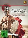 Die größten Schlachten des Römischen Reiches (4 DVDs)
