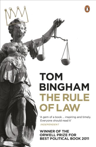 The Rule of Law — Tom Bingham