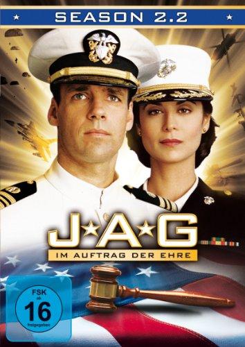 JAG Im Auftrag der Ehre - Season  2.2 (2 DVDs)