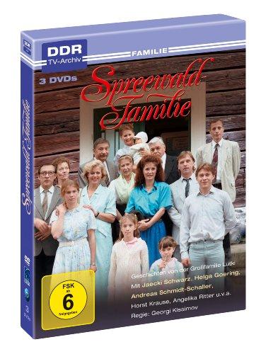 Spreewaldfamilie (DDR TV-Archiv) (3 DVDs)