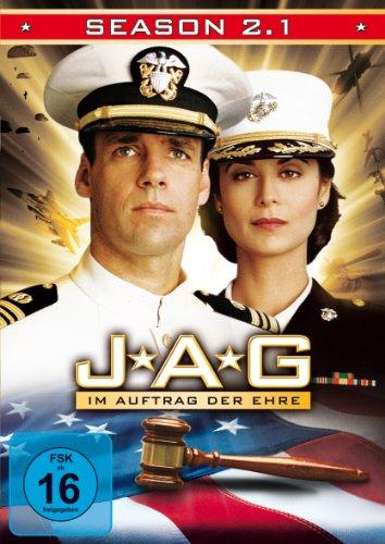 JAG Im Auftrag der Ehre - Season  2.1 (2 DVDs)