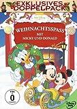 Weihnachtspack 11: Weihnachtsspaß mit Micky und Donald + Elfen helfen (2 DVDs)