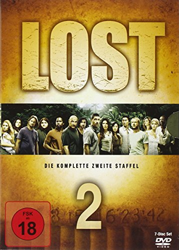 Lost Staffel 2 (7 DVDs)