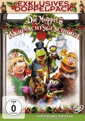 Weihnachtspack 1 - Die Muppets Weihnachtsgeschichte (Special Edition) + Elfen helfen (2 DVDs)