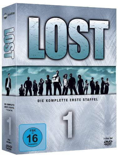 Lost Staffel 1 (7 DVDs)