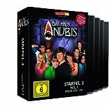 Das Haus Anubis - Staffel 3.1, Episoden 235-304 (4 DVDs)