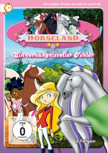 Horseland Ein verhängnisvoller Fehler