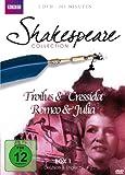 Shakespeare Collection, Vol. 1: Troilus & Cressida/Romeo & Julia (2 DVDs)