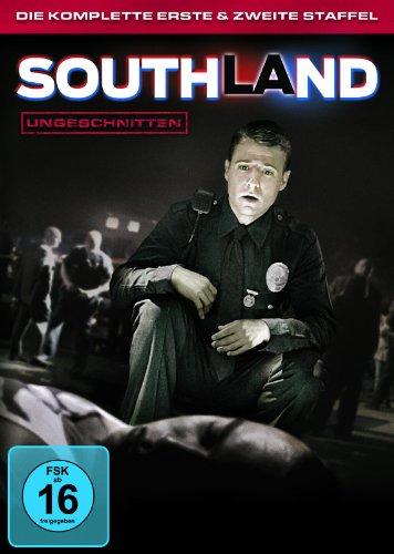 Southland Staffel 1 & 2 (2 DVDs)