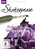 Shakespeare Collection, Vol. 3: Ende gut, alles gut/Verlorene Liebesmüh (2 DVDs)