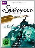 Shakespeare Collection, Vol. 2: Der Kaufmann von Venedig/Macbeth (2 DVDs)