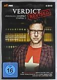 Verdict Revised - Unschuldig verurteilt, Staffel 1 (4 DVDs)