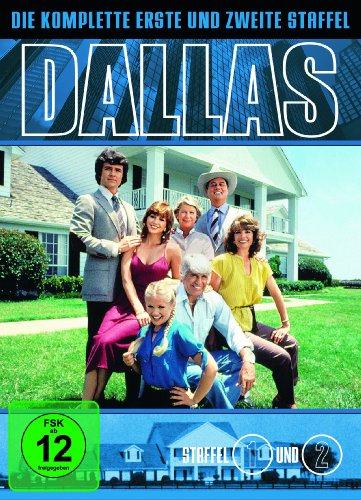 Dallas Staffel  1 & 2 (7 DVDs)