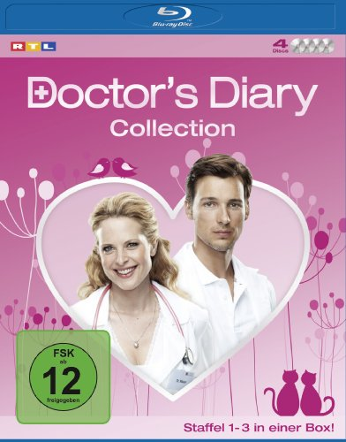 Doctor's Diary Staffel 1-3 Komplettbox [Blu-ray]