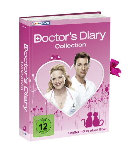 Doctor's Diary Staffel 1-3 Box (6 DVDs)