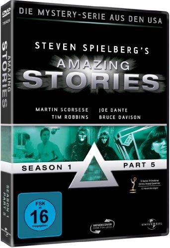 Steven Spielberg's Amazing Stories Season 1.5