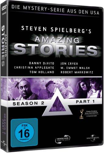 Steven Spielberg's Amazing Stories Season 2.1