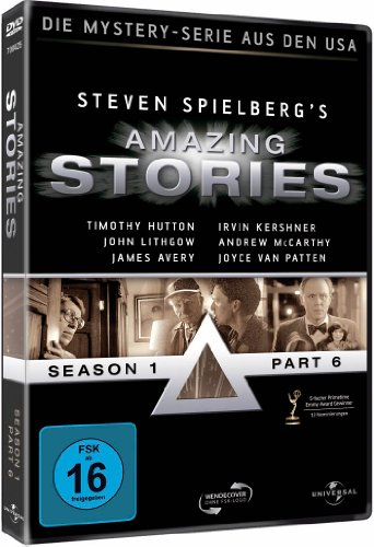 Steven Spielberg's Amazing Stories Season 1.6
