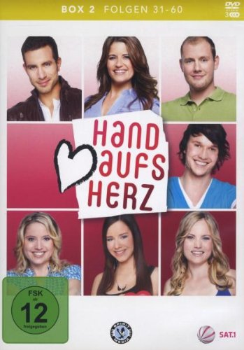 Hand aufs Herz Box 2: Folge 31-60 (3 DVDs)