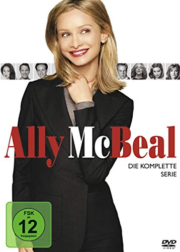 Ally McBeal Complete Box (30 DVDs)
