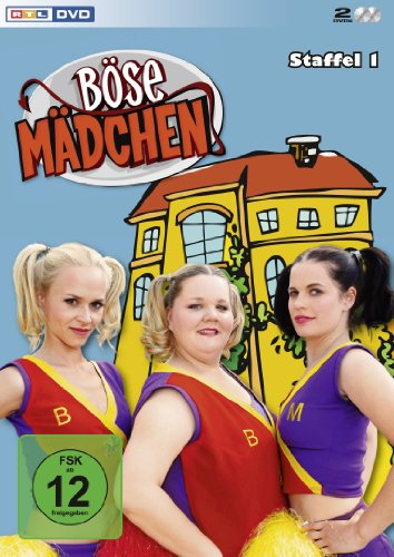 Böse Mädchen Staffel 1 (2 DVDs)