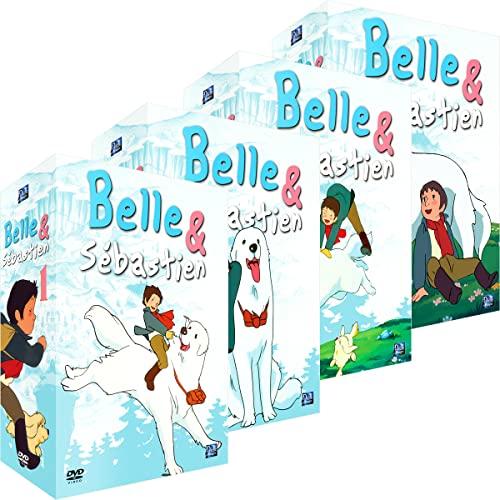 Belle et Sébastian: Coffret intégrale