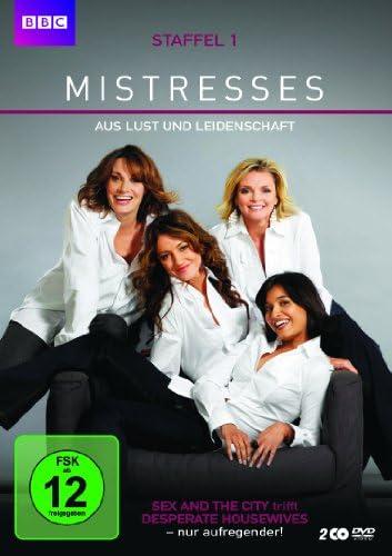 Mistresses Aus Lust und Leidenschaft: Staffel 1 (2 DVDs)