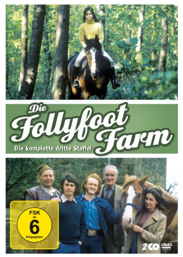 Die Follyfoot-Farm Staffel 3 (2 DVDs)