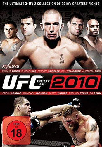 UFC Best of UFC 2010 (2 DVDs)