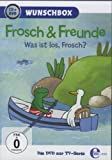Was ist los, Frosch? - Wunschbox (+CD)
